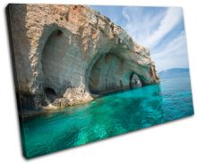 Zakynthos Greece Sunset Seascape - 13-0476(00B)-SG32-LO
